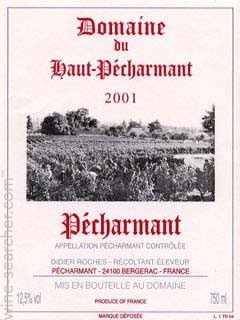 production de vin Bergerac